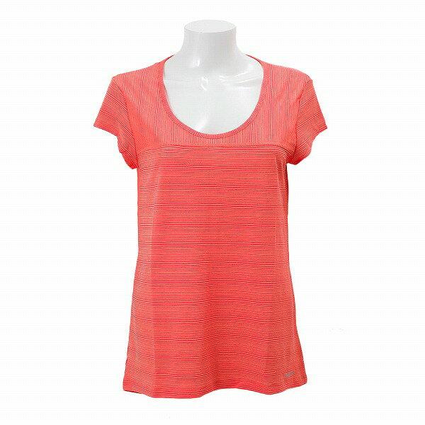 レディース 【SAUCONY】 サッカニー ランニングシャツ BREEZE SHORT SLEEVE SA81528-PSR PEACH SORBET