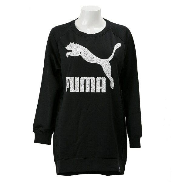 レディース 【PUMAウェア】 プーマ AOP ドレス 572221-01 16FA 01PUMA BLACK