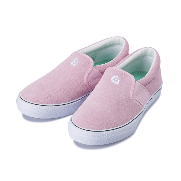 【gravis】 CLAYMORE SUEDE グラビス クレイモア スエード 10301 PINK/WHITE