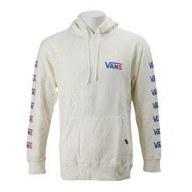 【VANSアパレル】 ヴァンズ パーカー Gradation Pull Over Hoodie VA17FW-MC08 OFF WHITE