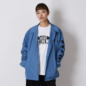 【VANS】Neon Color Coach Jacket ヴァンズ ネオンカラーコーチジャケット VA19SS-MJ04 N-BLUE