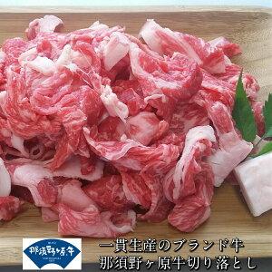 【冷蔵】那須野ヶ原牛 切り落とし 250g×2パック 食品 肉 お試し 訳あり 卸 問屋 直送 業務用 焼肉 すき焼き 一貫生産 ブランド牛