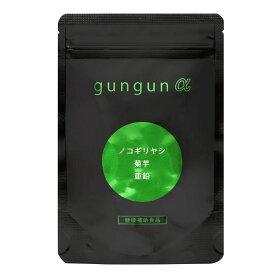 【育毛GUNGUN】ヘアケア 女性 男性 薄毛 発毛 副作用少ない サプリメント