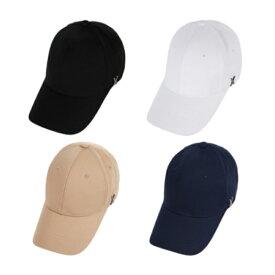 ★配送無料★ [VARZAR] Stud logo over fit ball cap 4color バザール キャップ 帽子 レディース メンズ 韓国