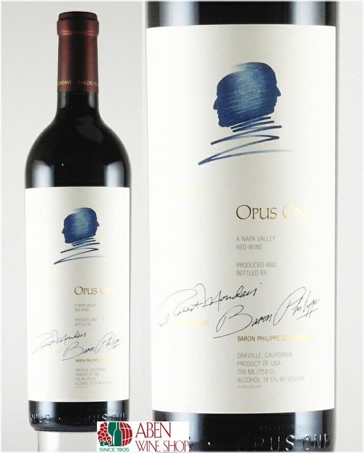 オーパス・ワン [2012]年 マグナム (1500ml)【赤ワイン】【フルボディ】