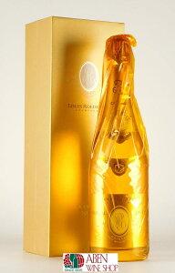 ルイ・ロデレール・クリスタル・ブリュット [2012]年 750ml/ギフト箱入り【スパークリングワイン】【発泡】【白ワイン】【辛口】【正規品】