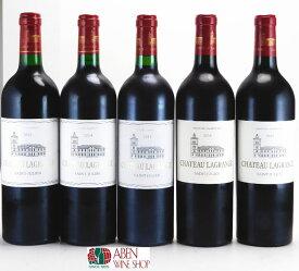 シャトー ラグランジュ 5本 垂直セット750ml 【正規品】【赤ワイン】【フルボディ】【ボルドー】【フランス】【ワインセット】