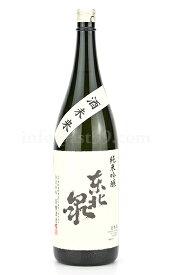 【日本酒】 東北泉 酒未来 純米吟醸 1.8L
