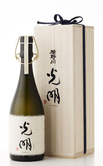 【日本酒】 楯野川 光明 純米大吟醸 720ml(要冷蔵)