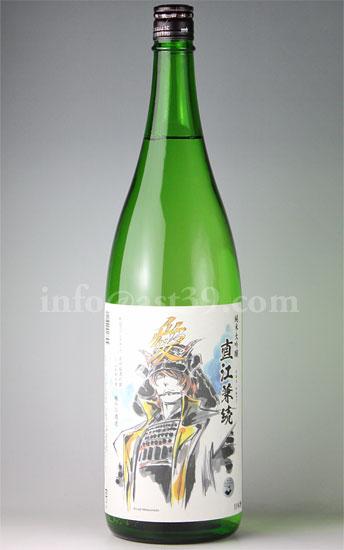 【日本酒】 楯野川 直江兼続 純米大吟醸 1.8L