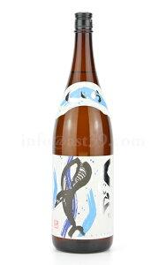 【芋焼酎】 新焼酎 くじらのボトル 25度 1.8L