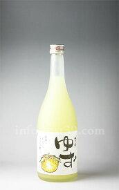 【リキュール】 梅乃宿 ゆず 720ml さわやかな香りとフレッシュ感★溢れる抜群の美味しさ