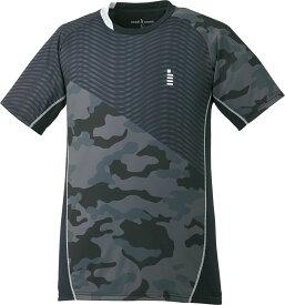 取寄せ品 【ゴーセン】 ゲームシャツ (T1724) 39 ブラック M