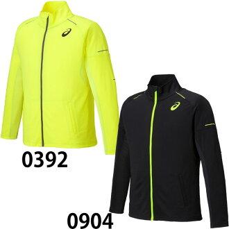 TI M's KNIT JACKET Athletics apparel / clothing / training were /asics (124620)