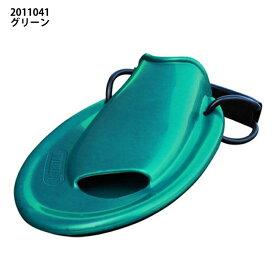 【ソルテック】新トライタンフィン TRITANFINS/スイムグッズ/フィン/トレーニンググッズ(2011041) グリーン/M:24cm〜