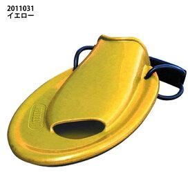 【ソルテック】新トライタンフィン TRITANFINS/スイムグッズ/フィン/トレーニンググッズ(2011031)イエロー/S:21cm〜