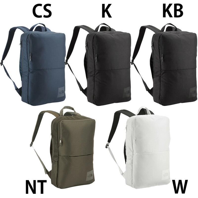 【THE NORTH FACE】SShuttle Daypack Slim  シャトルデイパック/ノースフェイス/バックパック/かばん/バッグ (NM81603)