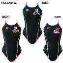 【アリーナ】ジュニア女子 スーパーフライバック ジュニア女子/トレーニング水着/水着 アリーナ/arena (FSA-6603WJ)
