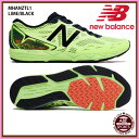 【ニューバランス】 NB HANZOT M L1 ランニングシューズ/newbalance/陸上 シューズ (MHANZTL1) L1 LIME/BLACK