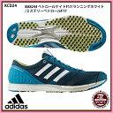 【アディダス】 adiZERO takumi sen BOOST 3 ランニングシューズ アディゼロ/adidas (KCD24) BA8244 ペトロールナイ...