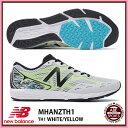 【ニューバランス】NB HANZOT M H1 ランニングシューズ/陸上 シューズ/トレーニング/new Balance (MHANZTH1) H1 WHITE...