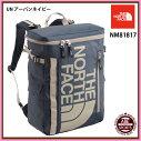 【THENORTHFACE】BCFuseBox2スポーツバッグ/アウトドア/ヒューズボックス/ノースフェイスバッグ(NM81817)UNアーバンネイビー