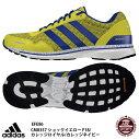 【アディダス】adizeroJapan3mアディゼロジャパンランニングシューズ/駅伝/マラソン/レースシューズ/adidas(EFE86)CM8357ショックイエローF18/カレッジロイヤル/カレッジネイビー