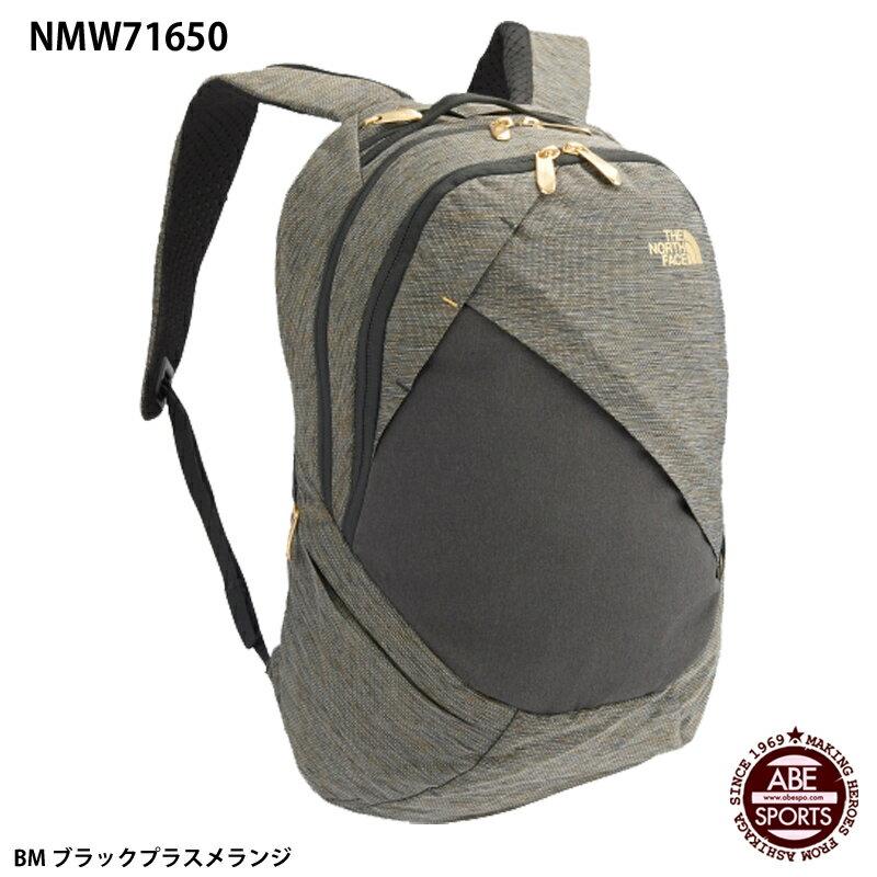 【THE NORTH FACE】W Isabella ウィメンズイザベラ/ノースフェイス/スポーツバッグ (NMW71650) BM ブラックプラスメランジ
