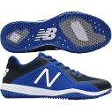 【ニューバランス】野球トレーニングシューズランニングシューズ(T4040BB4)BB4BLACK/BLUE