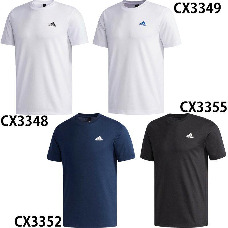 ネコポス選択可 【アディダス】 M ESSENTIALS CLIMALITE パックTシャツ スポーツウェア/トレーニングウェア/Tシャツ/ワンポイントTシャツ/ワンポイントT (ETZ84) ABN57の後継モデル