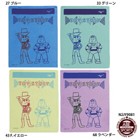 【ミズノ】限定スイムタオル セームタオル/水泳用品/トイストーリー/Disney/MIZUNO (N2JY9081)