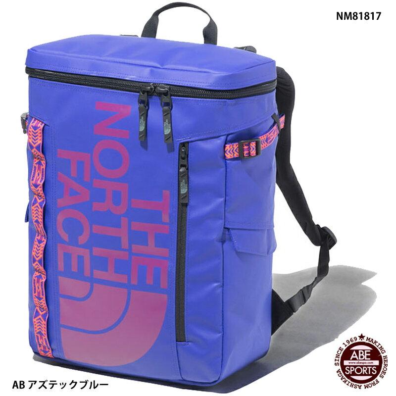 【THE NORTH FACE】BC Fuse Box 2 スポーツバッグ/アウトドア/ヒューズボックス/ノースフェイス バッグ (NM81817) AB アズテックブルー