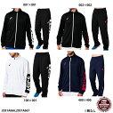 【アシックス】CAトレーニングジャケット&パンツ上下セットスポーツトレーニングウェア(2031A6662031A667)