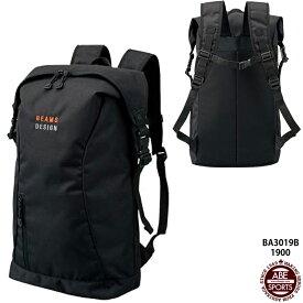 【ゼット】 BEAMSDESIGNがプロデュースしたゼットのリュック 野球用品/スポーツバッグ/バックパック/ZETT (BA3019B)