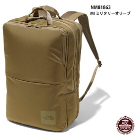 【THE NORTH FACE】Shuttle Daypack シャトルデイパック/ノースフェイス/スポーツバッグ(NM81863) MI ミリタリーオリーブ