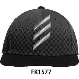 【アディダス】 5T フラットキャップ 野球帽子/キャップ/帽子 アディダス/野球用品 (GLJ34)