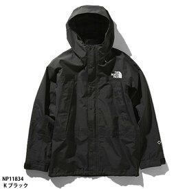 【THE NORTH FACE】Mountain Light Jacket マウンテンライトジャケット/スポーツウェア/ザ・ノースフェイス (NP11834) K ブラック