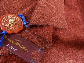 オーダーメイドジャケット [生地の銘柄] Ermenegildo Zegna / 2-tone [色] 表:薄め赤/裏:濃いめ赤の2トーン [柄] 無地 [品質] 62% wool, 25% silk, 10% linen, 3% cashmere [イタリア生地][秋冬向け][送料無料]