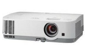 NEC ViewLight 4000lm 液晶プロジェクター WXGA NP-ME401WJL