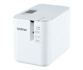 brother ブラザー工業 無線LAN対応 高性能 ラベルプリンタ  ピータッチ PT-P900W