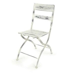 ガーデニング エクステリア ガーデンチェア チェア 椅子 いす イス アイアン アンティーク/