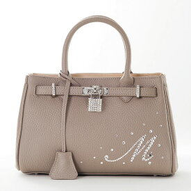 【オプション4】スワロフスキー クロア+イニシャル バッグは別注文です バッグチャーム デコ バッグ プレゼント カスタマイズ かわいい おしゃれ 選べる きらきら デコレーション ギフト