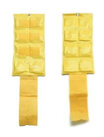 【送料無料!】重錘バンド 黄(2.5kg) 1個【おもり/ウエイト/リハビリ/トレーニング用品】