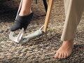 靴下エイドソッキー【靴下補助具アシスト/股関節/膝関節/出産準備】
