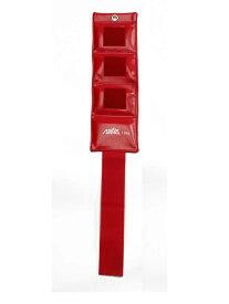 重錘バンド 赤(1.0kg) 1個【おもり/ウエイト/リハビリ/トレーニング用品】