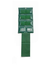 【送料無料!】重錘バンド 緑(2.0kg) 1個【おもり/ウエイト/リハビリ/トレーニング用品】