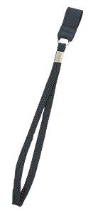 一本杖用ストラップ 黒  杖/ステッキ/アクセサリー