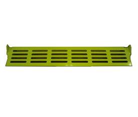 巻き取り式スロープビルド:耐荷式アプローチプレート 1本タイプ用(黄色)