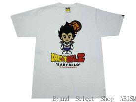 A BATHING APE(エイプ)xDRAGONBALL Z(ドラゴンボール)BAPE X DRAGON BALL Z TEE #11【Tシャツ】【ホワイト】【日本製】【新品】BAPE(ベイプ)
