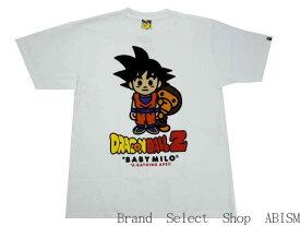 A BATHING APE(エイプ)xDRAGONBALL Z(ドラゴンボール)BAPE X DRAGON BALL Z TEE #9【Tシャツ】【ホワイト】【日本製】【新品】【MEN'S】BAPE(ベイプ)
